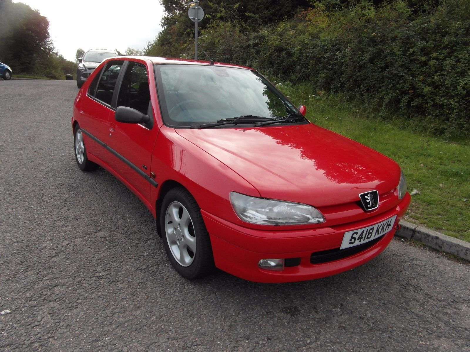 1998 Peugeot 306 2.0 XSI 5 door 1 owner from new Future classic cars gti